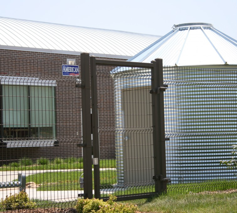 American Fence - Lincoln - Woven & Welded Wire Fencing, 1239 Omega