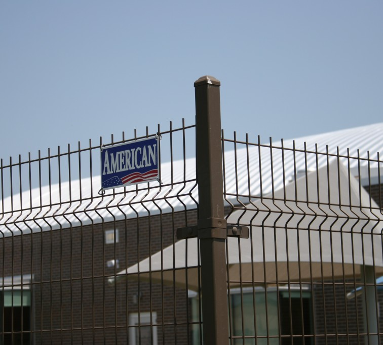 American Fence - Lincoln - Woven & Welded Wire Fencing, 1240 Omega