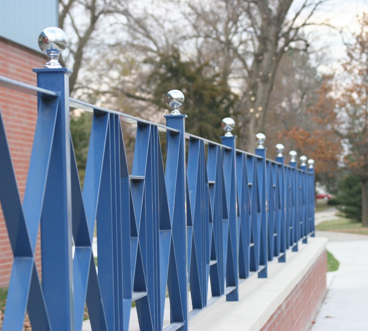 American Fence - Lincoln - Custom Iron Gate Fencing, 1243 Potter Street 3