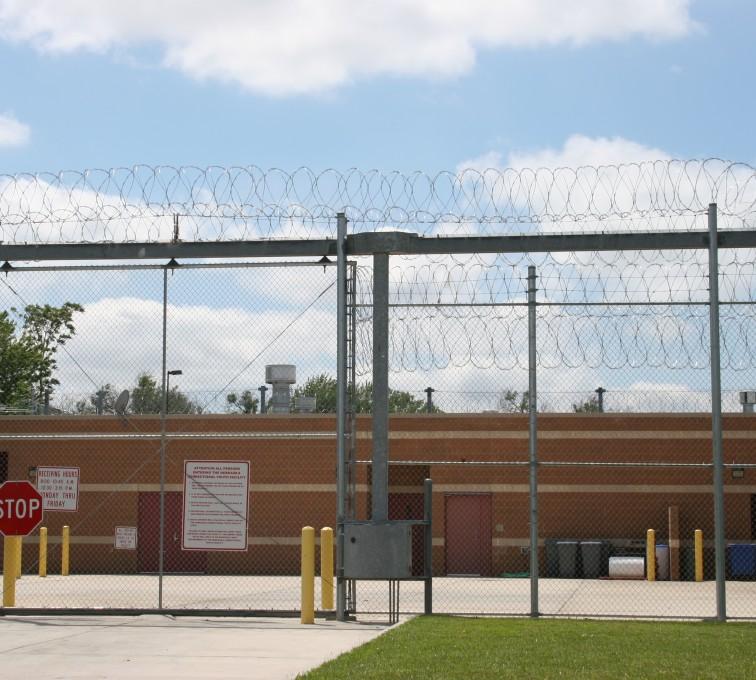 American Fence - Lincoln - Custom Gates, Estate Telephone Entry, 2100 Ty-Metal Plus Gate