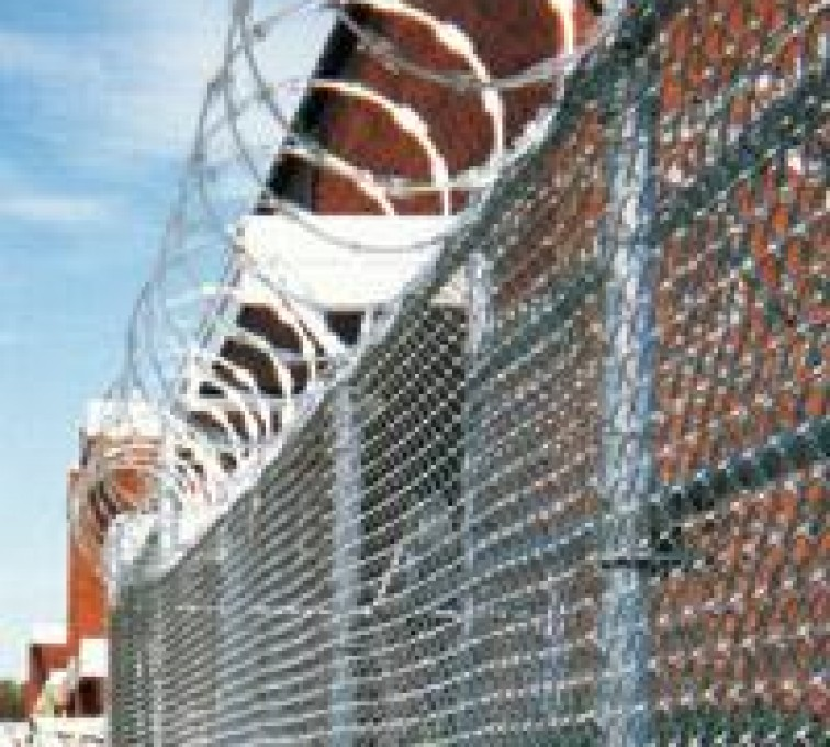 American Fence - Lincoln - High Security Fencing, 2106Concertina wire