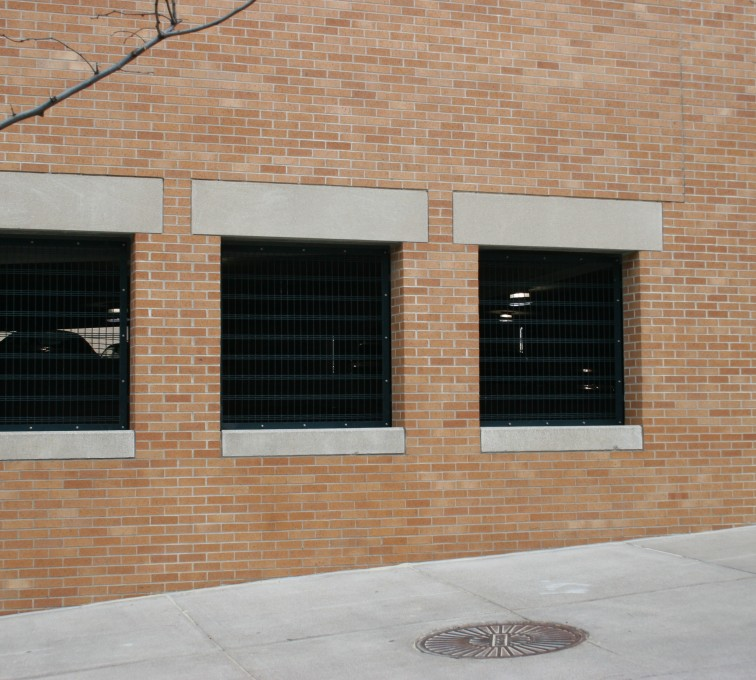 American Fence - Lincoln - Specialty Product Fencing, 2221 Custom Window Screen