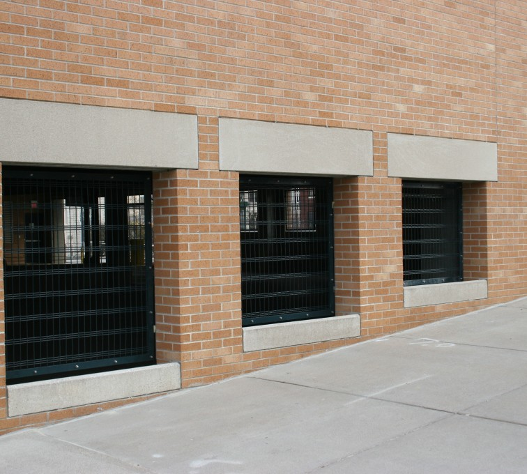 American Fence - Lincoln - Specialty Product Fencing, 2222 Custom Window Screen