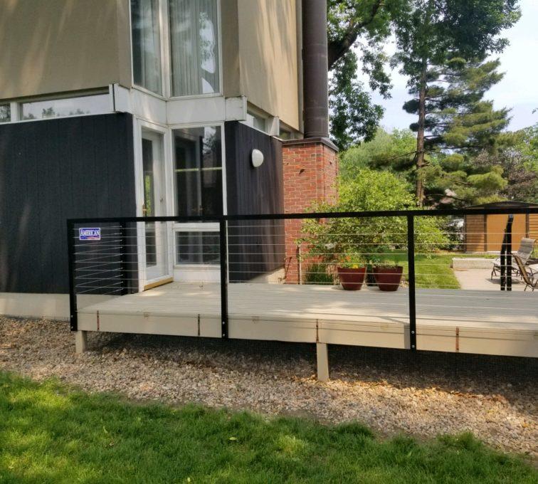 Railings Gallery American Fence Company Lincoln Ne