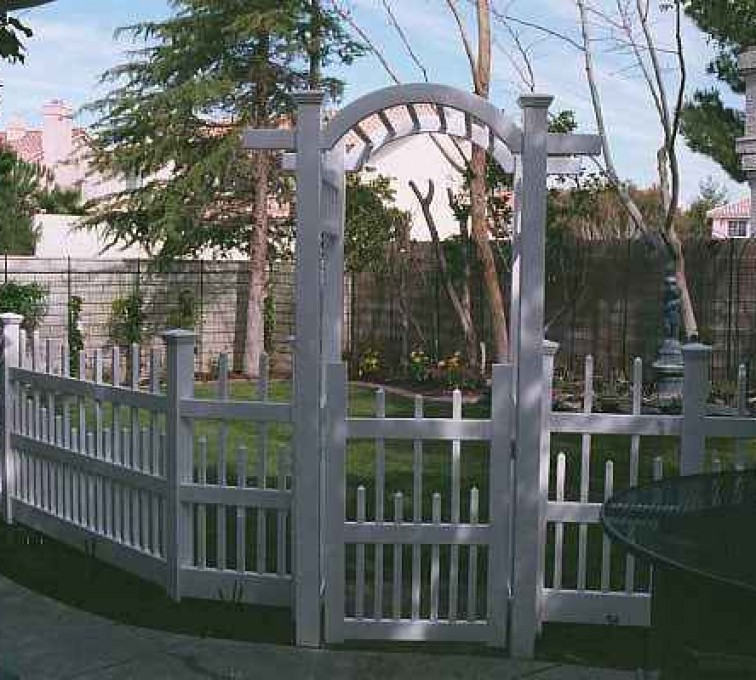 American Fence - Lincoln - Specialty Product Fencing, 500 Arbor
