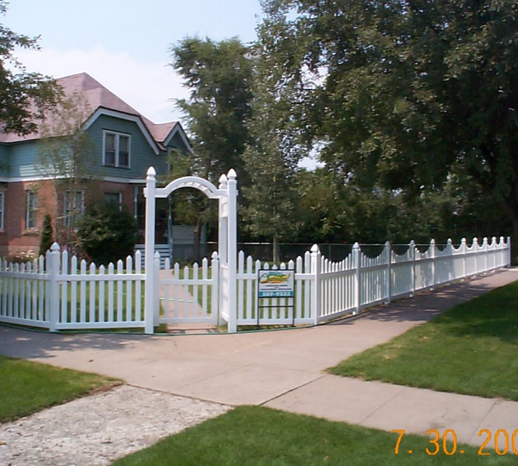 Arbors American Fence Company Lincoln Ne
