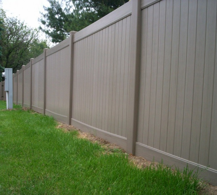Privacy With Custom Accent American Fence Company