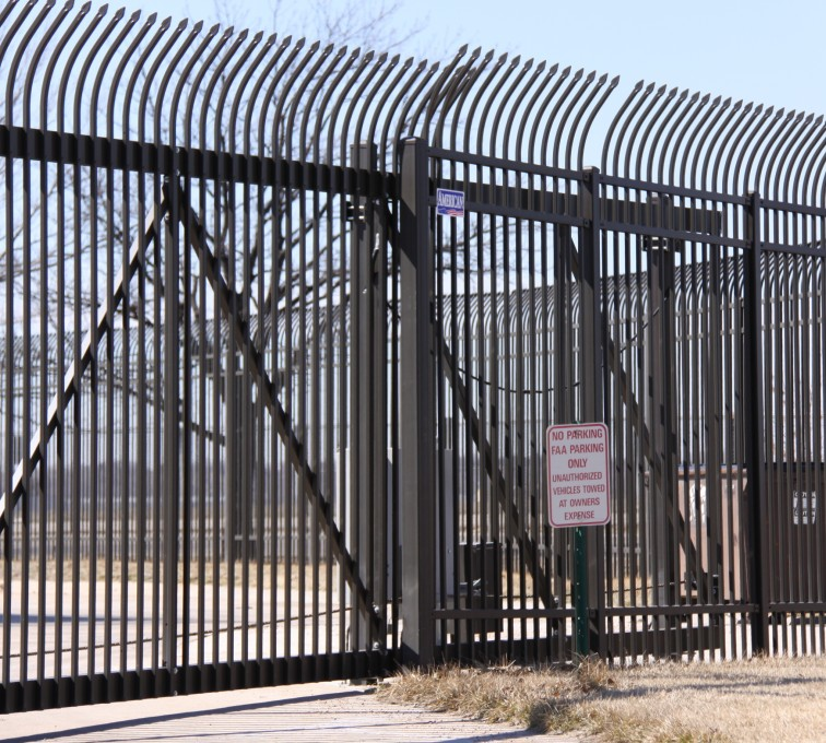 American Fence - Lincoln - Ornamental Fencing, Airport #11