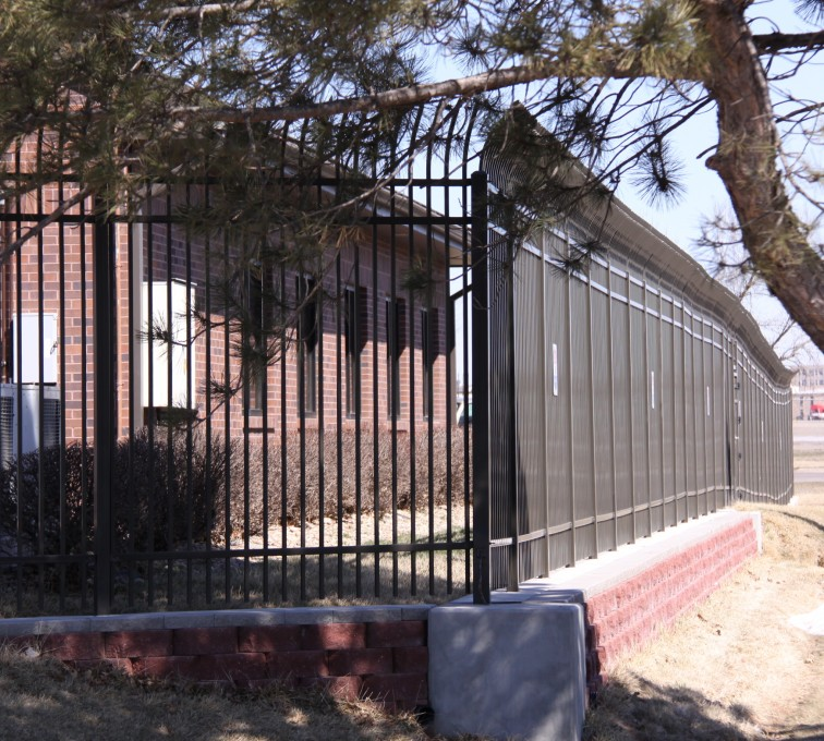 American Fence - Lincoln - Ornamental Fencing, Airport #12