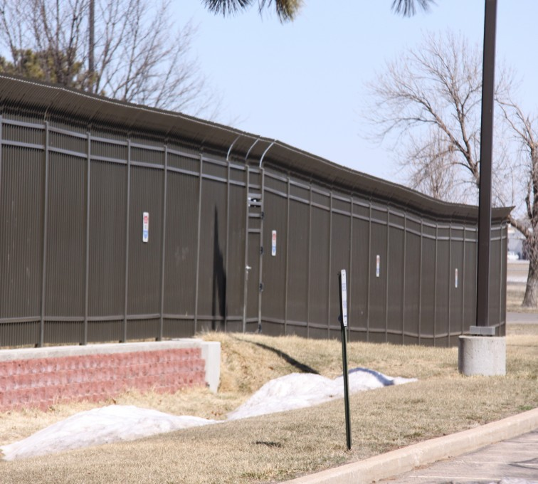 American Fence - Lincoln - Ornamental Fencing, Airport #13