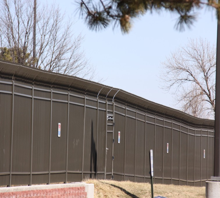 American Fence - Lincoln - Ornamental Fencing, Airport #14