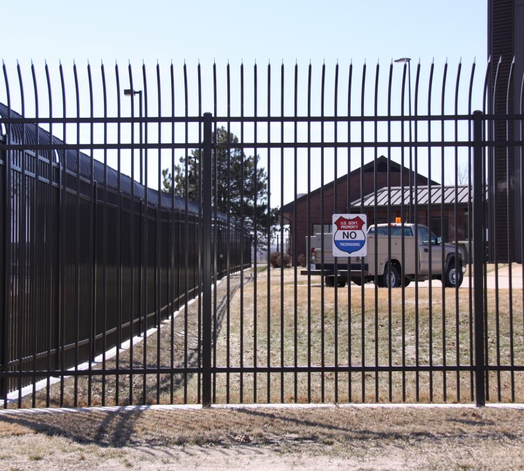 American Fence - Lincoln - Ornamental Fencing, Airport #7