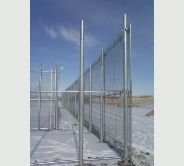American Fence - Lincoln - High Security Fencing, Anti-Climb Mesh