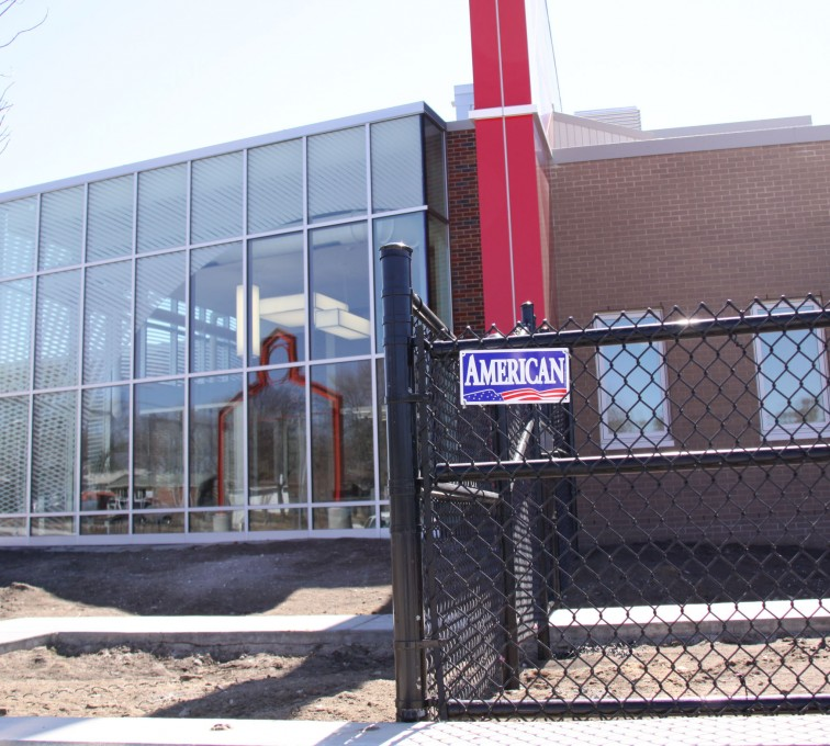 Chain Link Gallery American Fence Company Lincoln Ne