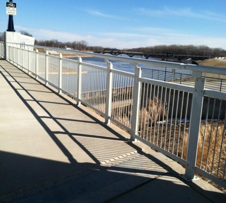 American Fence - Lincoln - Custom Railing, Custom Ornamental Railing - AFC - IA