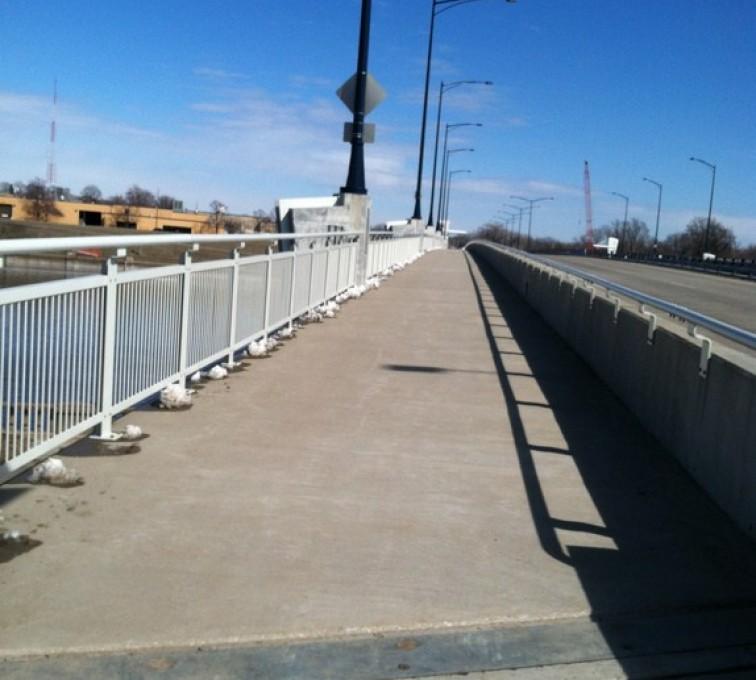 American Fence - Lincoln - Custom Railing, Custom Ornamental Railing 4 - AFC - IA