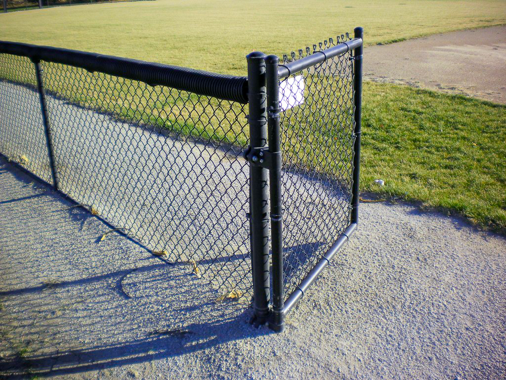 Swing Gates Single Or Double American Fence Company