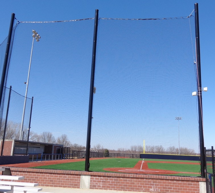 American Fence - Lincoln - Sports Fencing, Commercial - Backstop - AFC-KC
