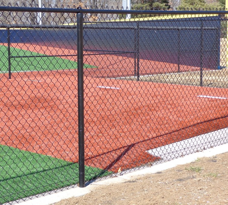 American Fence - Lincoln - Sports Fencing, Commercial - Bullpen - AFC-KC