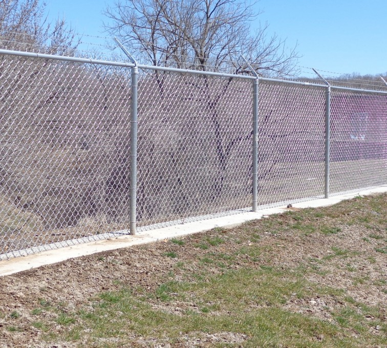 American Fence - Lincoln - Sports Fencing, Commercial - Chain Link - AFC-KC