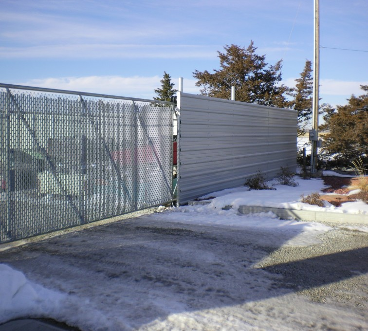 American Fence - Lincoln - Custom Gates, Commercial Gates and Paneling
