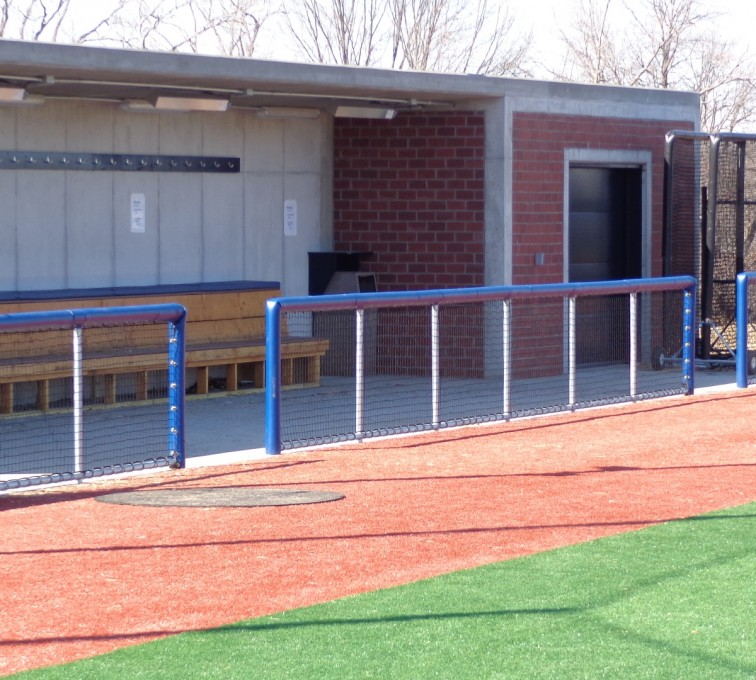 American Fence - Lincoln - Sports Fencing, Commercial - Railing - AFC-KC