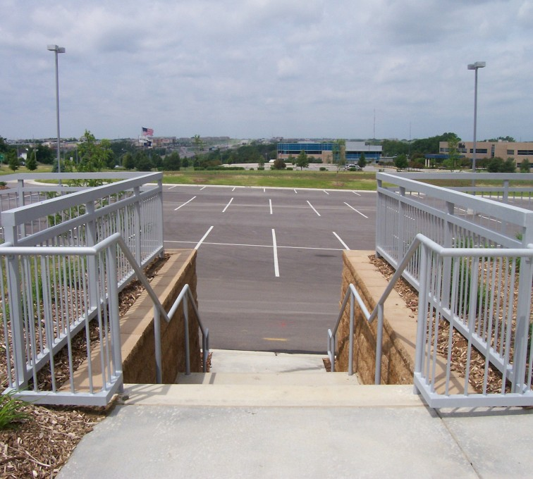 American Fence - Lincoln - Custom Railing, Covnetry- 170th and Dodge - Omaha 1