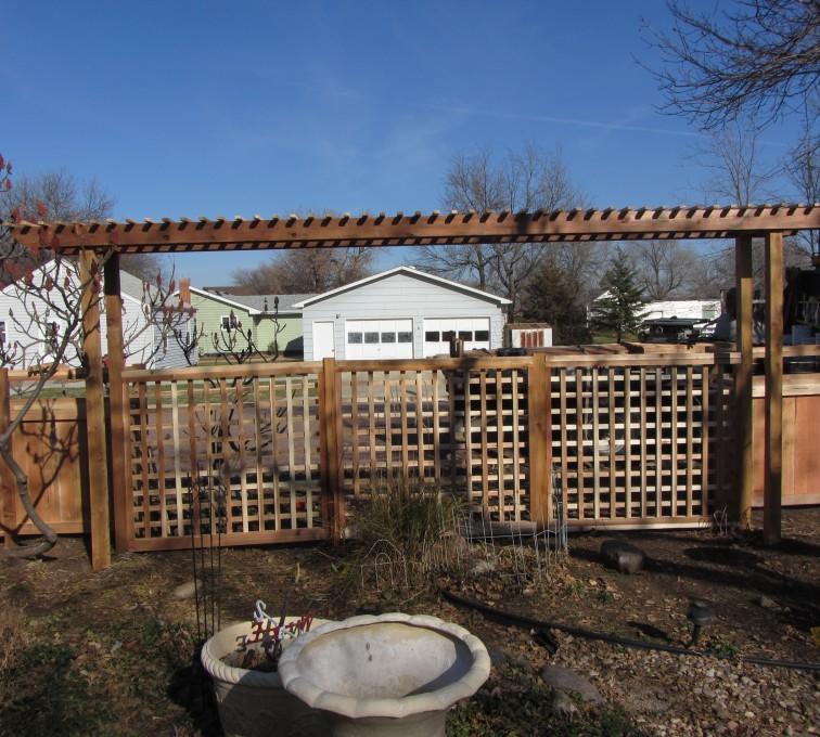American Fence - Lincoln - Wood Fencing, Custom Cedar 11