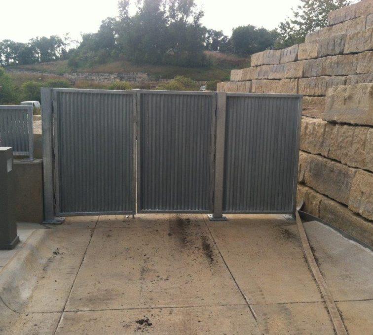 PalmShield Drive Gate