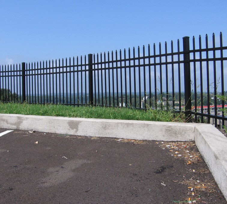 American Fence - Lincoln - American Ornamental Fencing, Spear Top