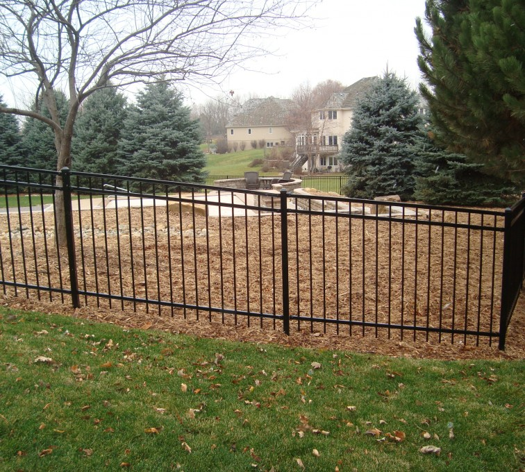 American Fence - Lincoln - Ornamental Fencing, Fence (41)