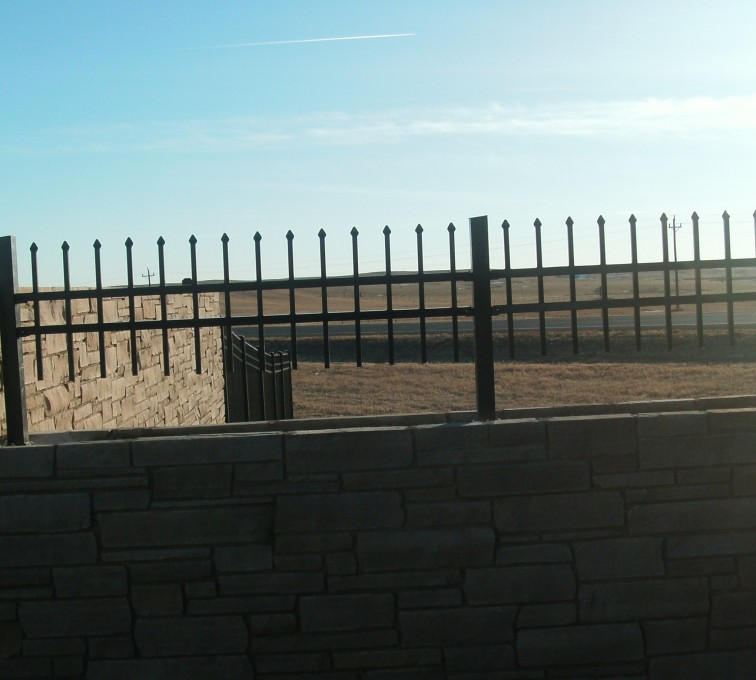 American Fence - Lincoln - Custom Iron Gate Fencing