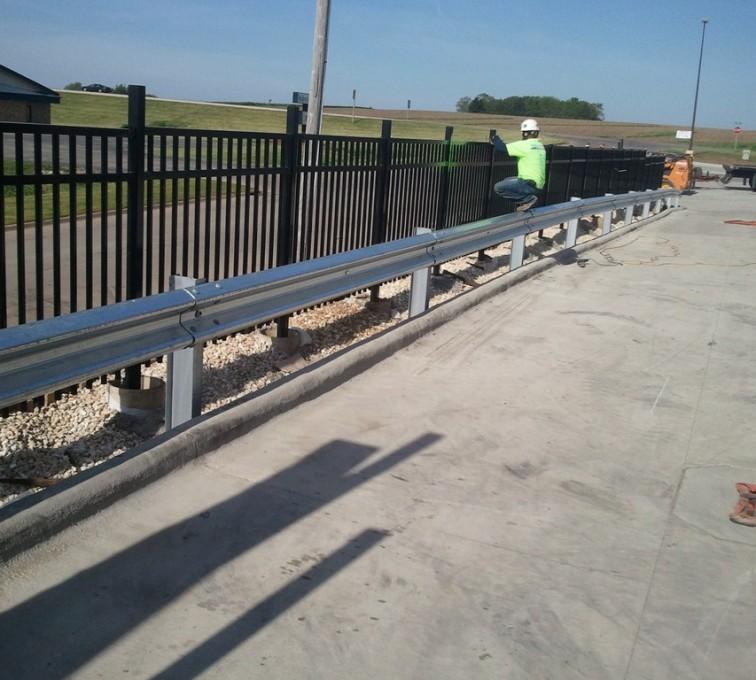 American Fence - Lincoln - Ornamental Fencing, Guardrail and 3 Rail Ornamental - AFC - IA