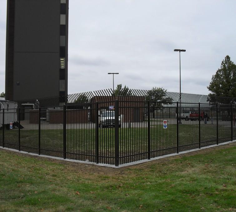 American Fence - Lincoln - Ornamental Fencing, High Security Ornamental