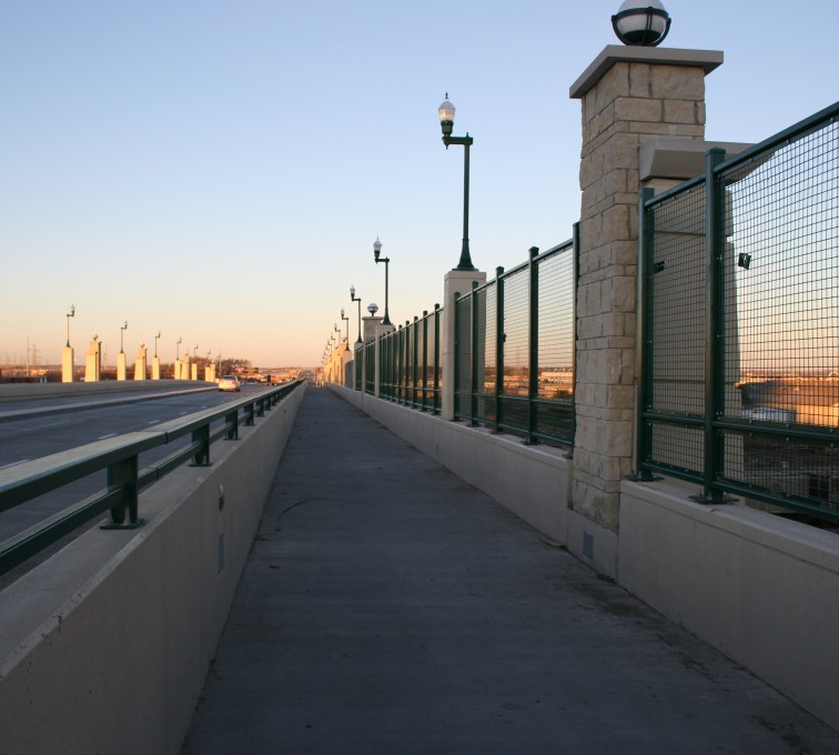American Fence - Lincoln - Custom Railing