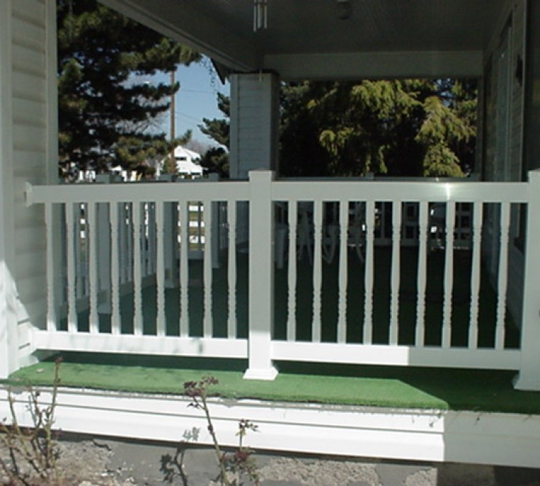 American Fence - Lincoln - Custom Railing, MVC-003F