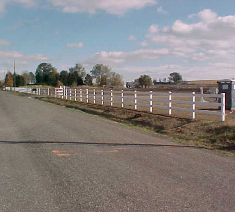 American Fence - Lincoln - Vinyl Fencing, MVC-008S