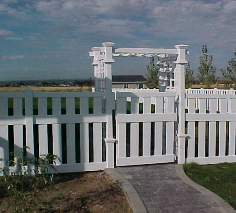 American Fence - Lincoln - Specialty Product Fencing, MVC-010S