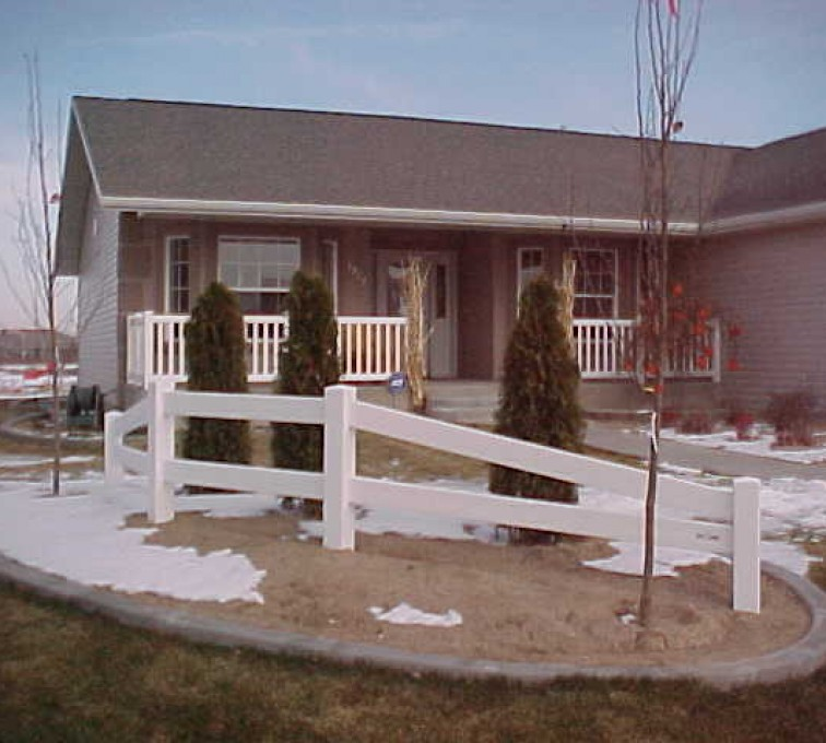 American Fence - Lincoln - Vinyl Fencing, MVC-015S