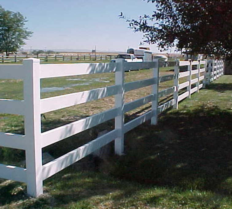 American Fence - Lincoln - Vinyl Fencing, MVC-017S