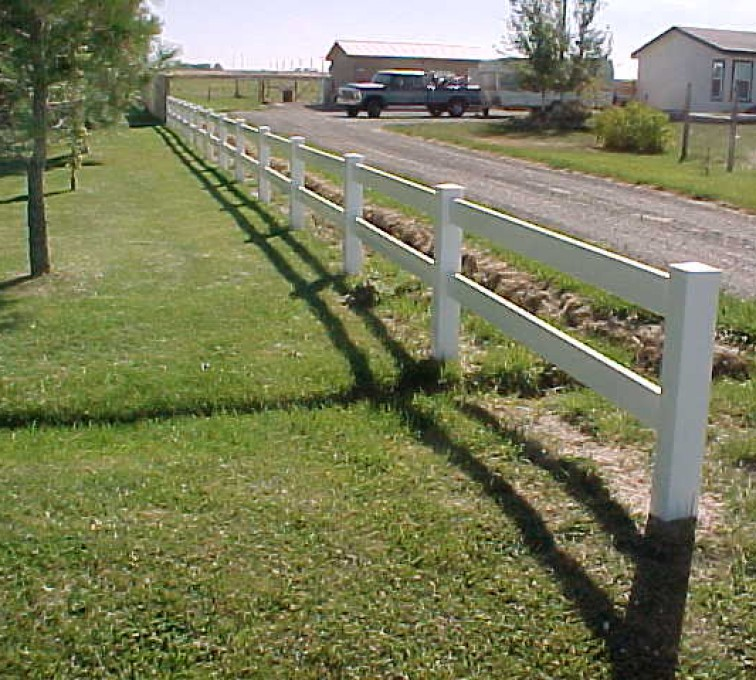 American Fence - Lincoln - Vinyl Fencing, MVC-018S