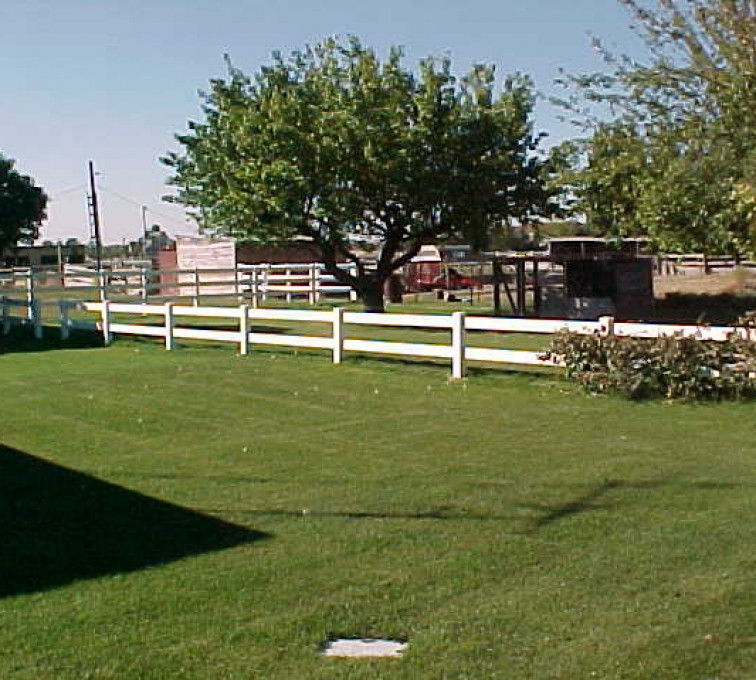 American Fence - Lincoln - Vinyl Fencing, MVC-025S