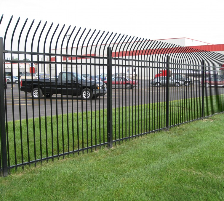 American Fence - Lincoln - American Ornamental Fencing, Commercial