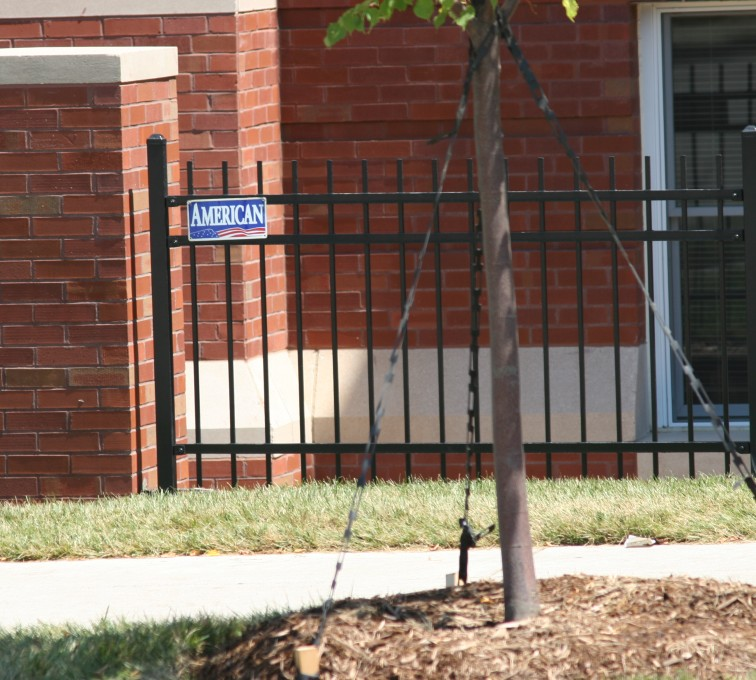 American Fence - Lincoln - Ornamental Fencing, Ornamental Fence And Columns