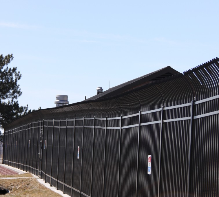 American Fence - Lincoln - Ornamental Fencing, Ornamental Fence And Mowstrip
