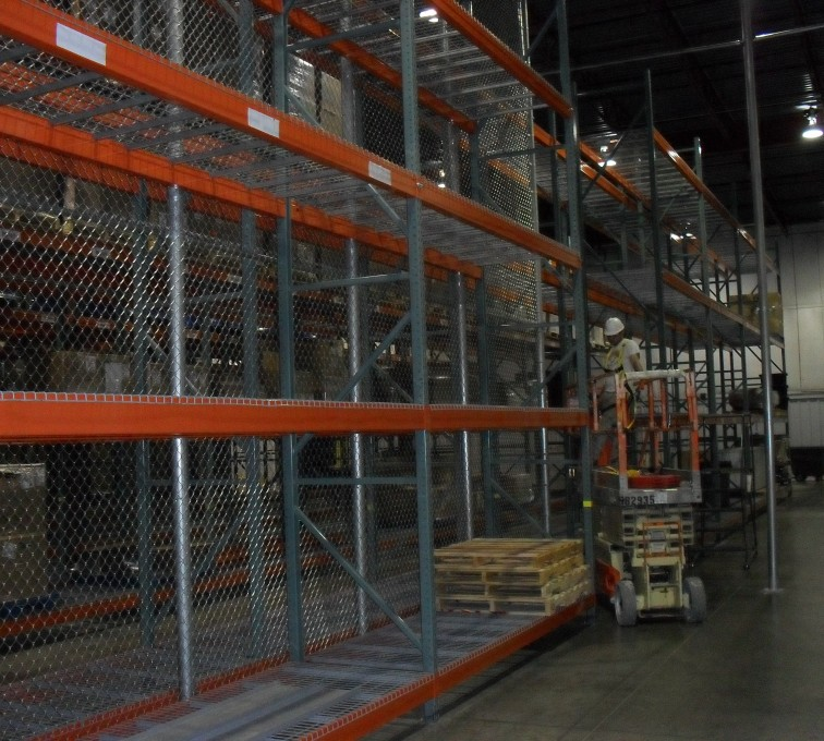 American Fence - Lincoln - Chain Link Fencing, Pfizer