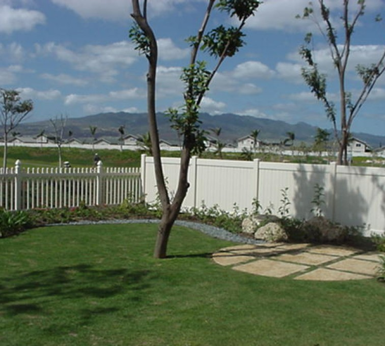 American Fence - Lincoln - Vinyl Fencing, Solid Privacy and Picket (606)