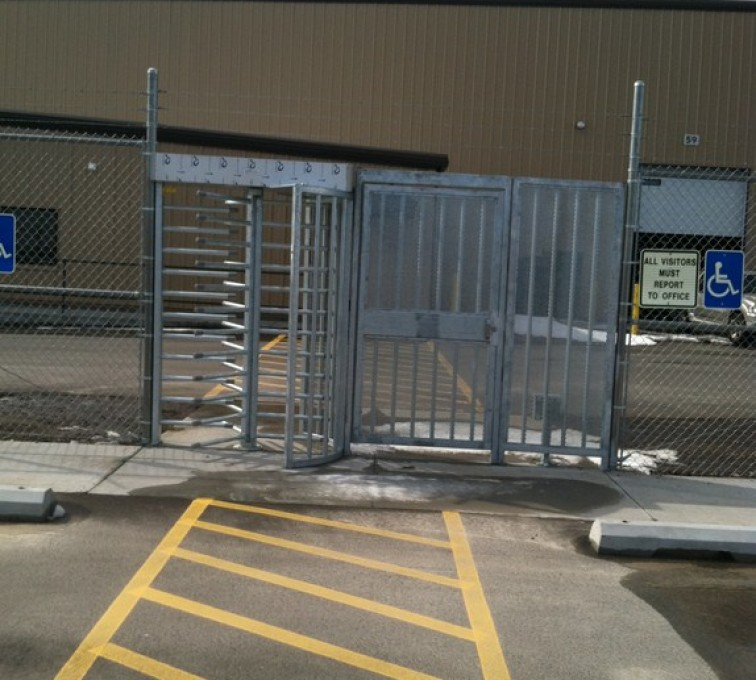 American Fence - Lincoln - Specialty Product Fencing, Turnstile - AFC - IA