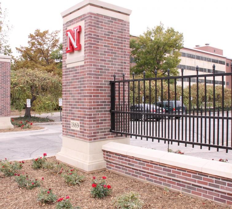 American Fence - Lincoln - Custom Iron Gate Fencing, UNL #3