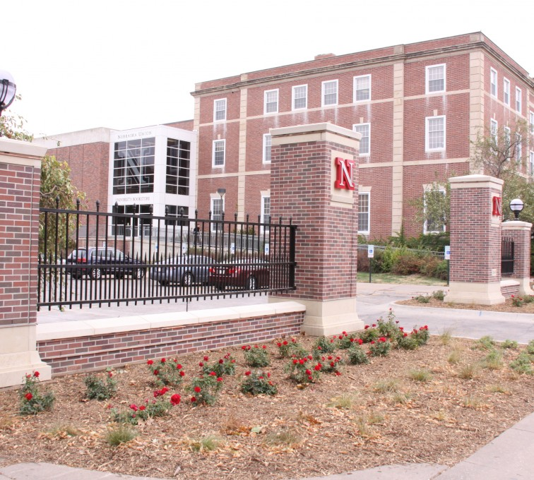 American Fence - Lincoln - Custom Iron Gate Fencing, University of Nebraska